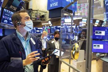 NY株続伸、36ドル高 経済対策の早期実現期待 画像1