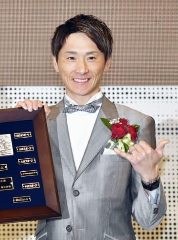 最優秀選手の峰竜太らを表彰 日本モーターボート競走会 画像1