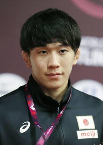 レスリング乙黒拓斗が自衛隊へ 東京五輪代表、4月から 画像1