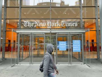 NYタイムズ契約者、4割増 752万3千人、電子版好調 画像1