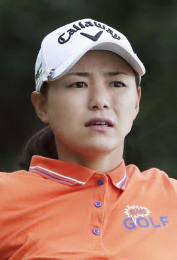 横峯さくらが男児出産 女子ゴルフ、秋復帰目指す 画像1