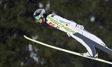 渡部暁斗6位、山本涼太は9位 スキーW杯複合の個人第12戦 画像1