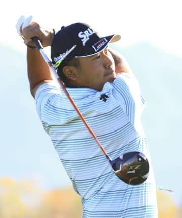 松山、小平ともに-6で36位 米男子ゴルフ第3日 画像1
