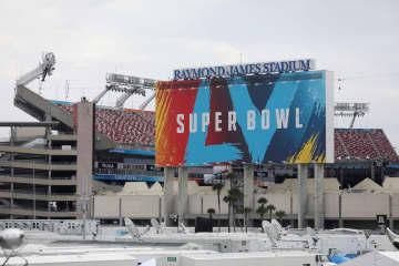 NFL、8日にスーパーボウル チーフス対バッカニアーズ 画像1