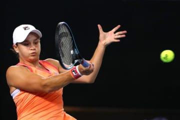 バーティとメルテンスが優勝 全豪テニスの女子前哨戦 画像1