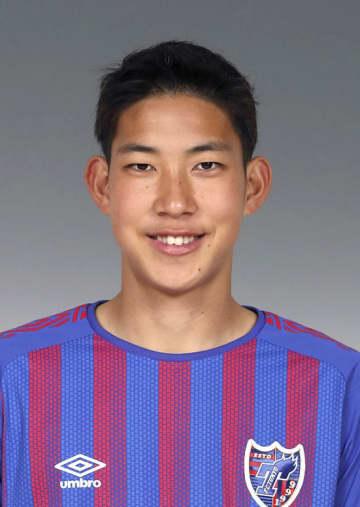 FC東京の原がクロアチアへ移籍 21歳、大型FW 画像1