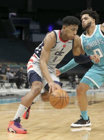 八村は今季最少5得点 NBA、ウィザーズ敗れる 画像1
