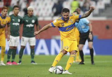 クラブW杯、ティグレス決勝進出 南米王者のパルメイラス破る 画像1