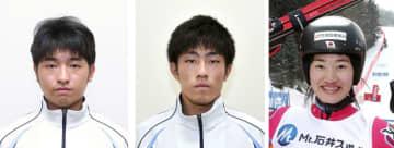 アルペン世界選手権、4選手発表 男子の小山、女子の安藤ら 画像1