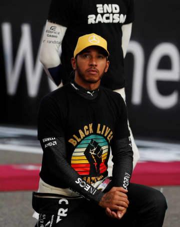 メルセデスとハミルトン契約更新 9年目、F1歴代最多95勝 画像1