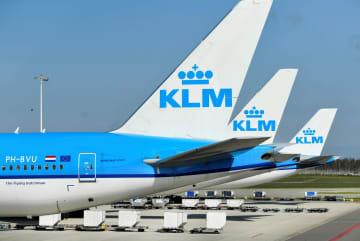 合成燃料混ぜて旅客機を運航 KLM、脱化石燃料へ一歩 画像1