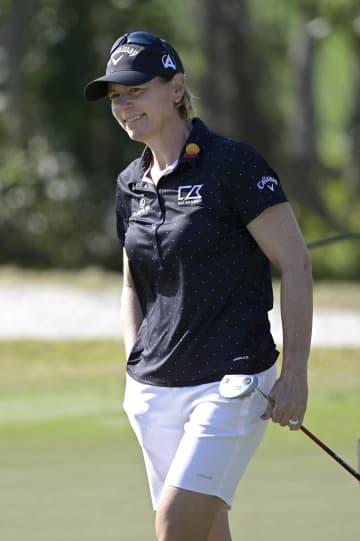 ソレンスタムがツアー出場 米女子ゴルフ、13季ぶり 画像1