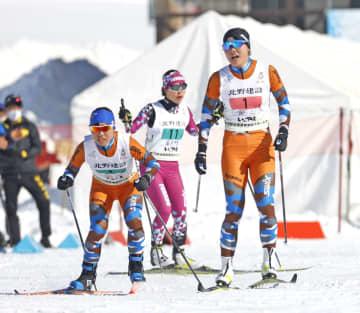 距離女子リレーは飯山が4連覇 全国高校スキー最終日 画像1