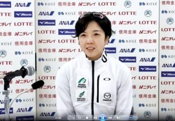 小平奈緒ら11日から全日本選抜 北京五輪へ、海外勢に対抗意識 画像1