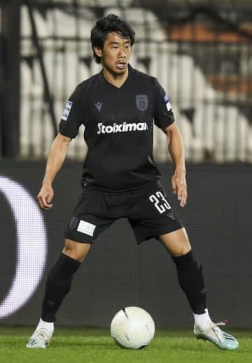 香川真司、後半途中出場 サッカー、ギリシャ杯 画像1