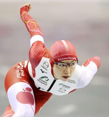 小平奈緒V、高木美帆は国内最高 全日本選抜スピードスケート 画像1