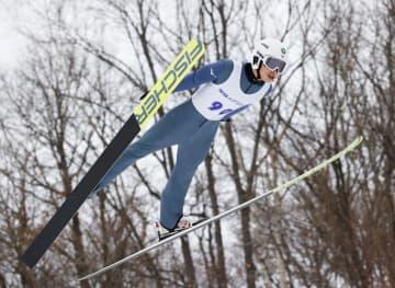ジャンプで渡部が優勝、葛西5位 札幌の雪印メグミルク杯 画像1