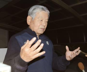 川淵三郎氏「ベスト尽くす」 五輪、森喜朗会長からの要請受諾 画像1