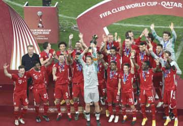 Bミュンヘン、2度目のV クラブW杯、欧州勢が8連覇 画像1