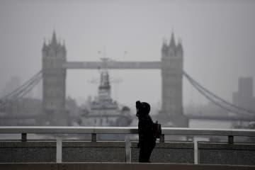 英国GDPが9.9%減、20年 コロナで停滞、過去最悪 画像1