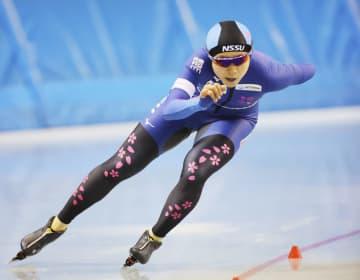 高木美帆、1000mで国内最高 全日本選抜スピードスケート 画像1