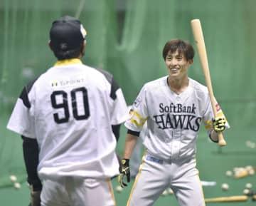 ソフトB周東、志願のA組昇格 二塁手争い本格化へ 画像1