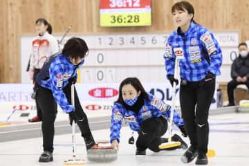 ロコと北海道銀行が決勝へ カーリング日本選手権 画像1