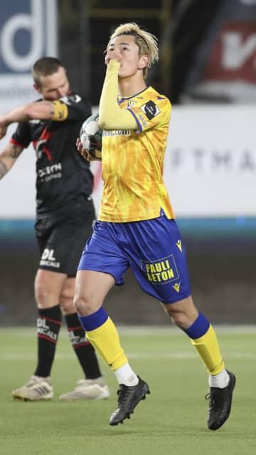 鈴木優磨が今季14ゴール目 ベルギー1部リーグ 画像1