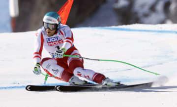 アルペン、クリヒマイヤーが2冠 世界選手権、男子滑降制し 画像1