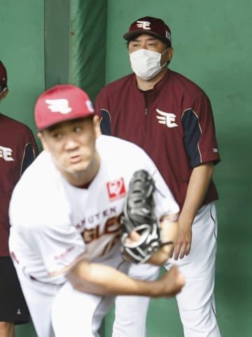 田中将大、20日に実戦初登板 楽天、日ハムとの練習試合 画像1
