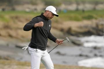 ダニエル・バーガーが通算4勝目 米男子ゴルフ最終日 画像1