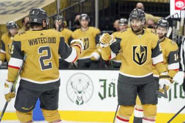 NHLゴールデンナイツ単独首位 第5週、西地区で勝ち点21 画像1