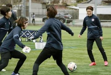サッカーWEリーグ、広島が始動 新設参入、9月開幕へ 画像1
