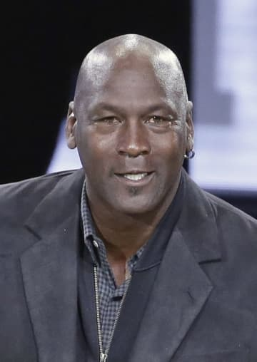 ジョーダン氏、10億円超を寄付 NBAの元スター選手 画像1