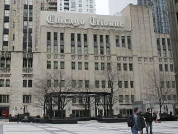 米新聞チェーン買収を発表 投資ファンド、社員反発か 画像1
