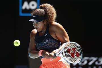 全豪テニス、大坂2年ぶり決勝へ セリーナ下す、パワーで圧倒 画像1