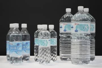 アイリスが飲料水事業参入 静岡で生産、災害時配布も 画像1