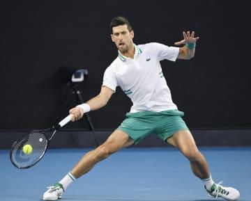 ジョコビッチが全豪テニス決勝へ 四大大会初出場のカラツェフ下す 画像1