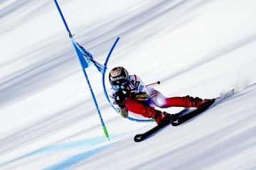 アルペン安藤、水谷は途中棄権 世界選手権の女子大回転 画像1