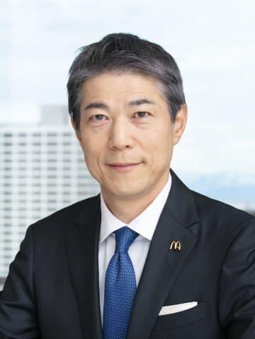 社長兼CEOに日色氏 日本マクドナルドHD 画像1