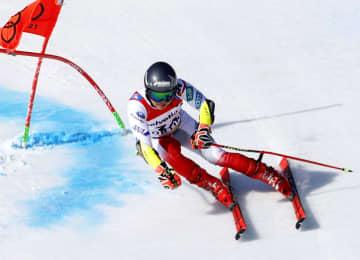 アルペン、22歳加藤が18位 世界選手権、男子大回転 画像1