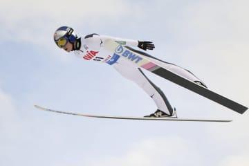 小林陵が日本男子単独最多18勝 W杯ジャンプ男子 画像1