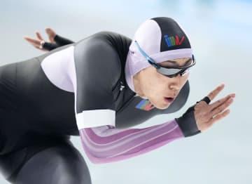 男子500mで新浜34秒43 スピード非公式記録会 画像1