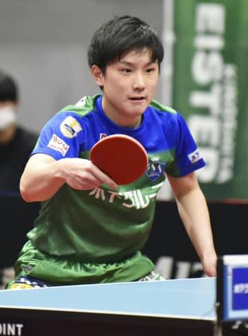卓球、東京は1位通過に望み Tリーグ 画像1