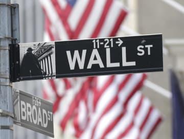 NY株続伸、27ドル高 景気期待、金利上昇警戒も 画像1