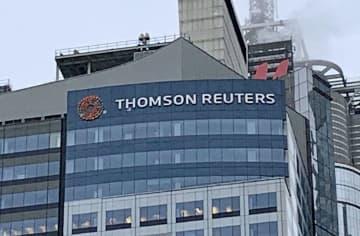 AIに600億円超投資へ カナダのトムソン・ロイター 画像1