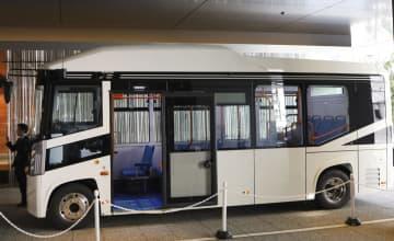 京都に電気路線バス導入へ 関電、京阪バスなどが締結式 画像1