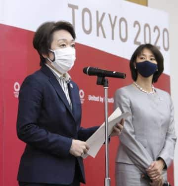 コロナ対策、男女平等に重点 橋本新会長、IOCで報告 画像1