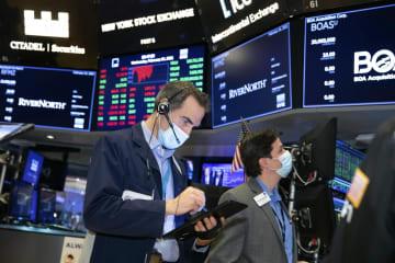 NY株続伸、最高値更新 米インフレ懸念和らぐ 画像1