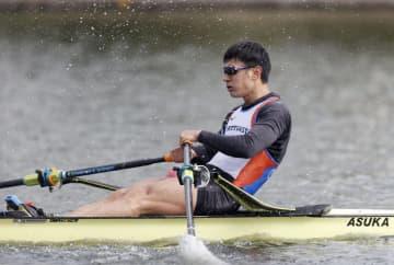 荒川と米川がボートアジア予選へ シングルスカル評価レース最終日 画像1